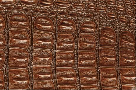 Искусственная лаковая кожа (Cigar)