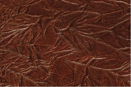 Искусственная лаковая кожа (Brown Pod)
