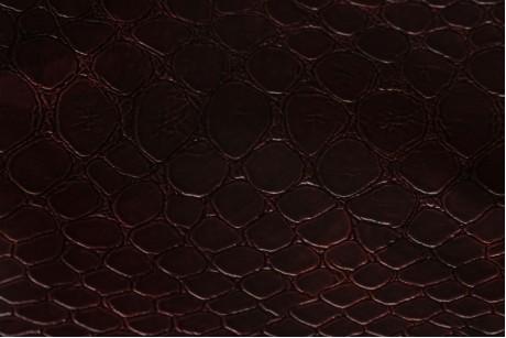 Искусственная лаковая кожа (Deep Bordeaux)