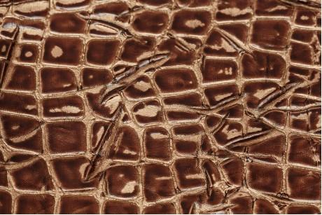Искусственная лаковая кожа (Copper)