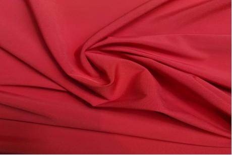 Трикотаж Софт Bright-Red
