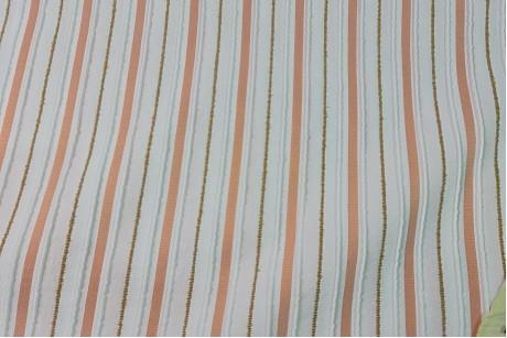 Коттон стрейч Striped-Rose
