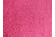 Шифон однотонный Dark-Pink