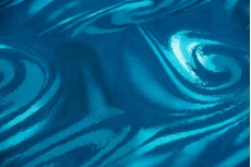 Шифон принт Bahama-Blue