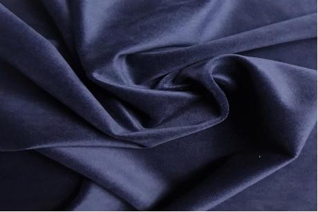 Велюр Dark-Blue